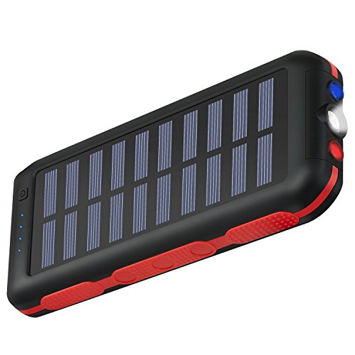 Solar Portable Power Bank - 4