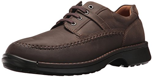 ECCO Men's Fusion Moc Oxford, Coffee, 45 EU/11-11.5 M -