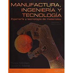 Manufactura, Ing Y Tec. Vol. 1
