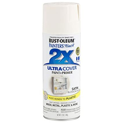 Rust Oleum 249843 Painters Touch 2x Ultra Cover 12 Ounce Satin