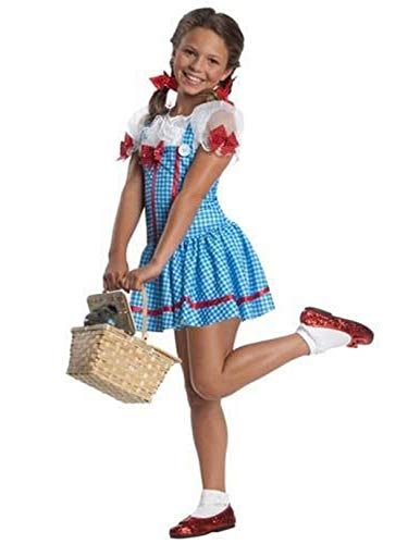 Wizard of Oz, Dorothy Dress Costume - Small]()