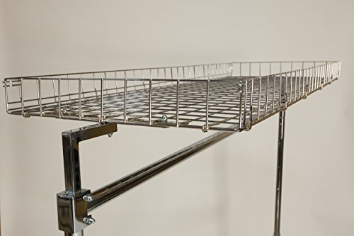 Top Shelf for Quality Fabricators Medium Duty Z-Rack by Quality Fabricators