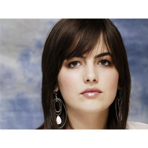 Camilla Belle Poster On Silk  - 9C4F62 -  HerculesPoster