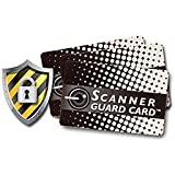 Scanner Guard Card - Your Best Protection Against RFID Credit Card Theft - Compl