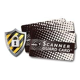 Scanner Guard SC004 Scanner Guard Card, 1-Pack