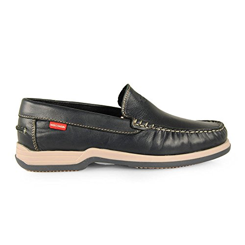Wisconsin , Mocassins pour homme Marino