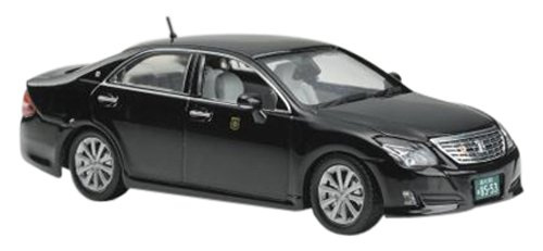 Post Hobby 1/43 Toyota Crown Royal Saloon Hinomaru Limousine hire (japan import)