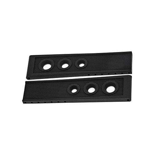 Strap Rubber Breitling (Breitling Black Rubber (Ocean Racer) Strap 20 mm -18 mm)