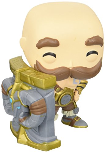 Funko Pop Games League Of Legends Braum Vinyl Figure Action Figure