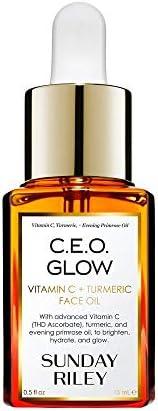 Sunday Riley C.E.O. Glow Vitamin C & Turmeric Face
