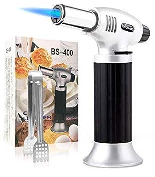 amazon com axmda cooking torch kitchen butane torch culinary rh amazon com