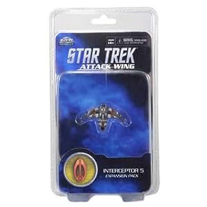 Star Trek Attack Wing: Bajoran Interceptor Five