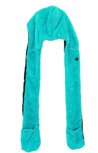 Snood and Men's Faux Ferb Phineas Fur qvwYaHp