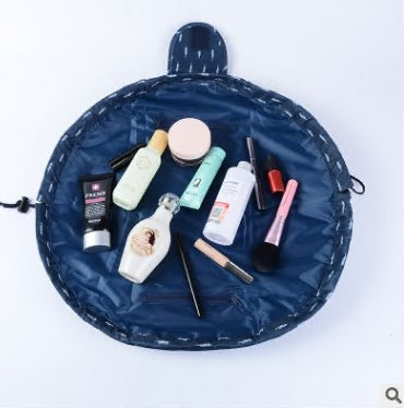 F Natthom grande capacit/é couleur sac de cordon faisceau bouche sac de rangement sac de voyage paresseux sac cosm/étique