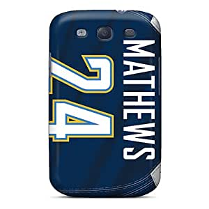 Beautiful San Diego Chargers Covers For Galaxy S3, Protective Cases Covers