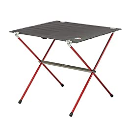 Big Agnes Woodchuck & Soul Kitchen Tables – Ultralight, Hard-Top Tables for Camping and Backpacking