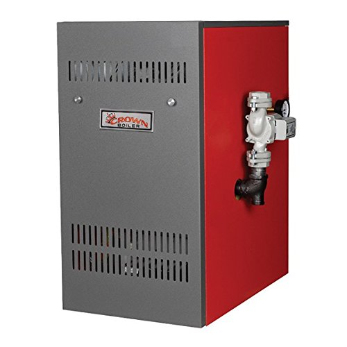 - Crown Boiler - BWF128ENST2PSU - Direct Hot Water Vent Boiler, NG