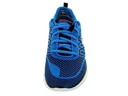 Skechers Soprattutto Blu 12029