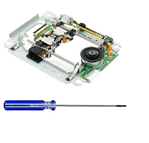 Sony PS3 Laser Lens + Deck (KES-410A/ KES-410ACA/ KEM-410A/ KEM-410ACA) + Torque T10 Security Screwdriver