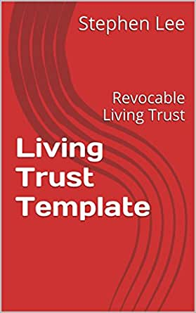 Living trust template revocable living trust kindle edition by kindle price maxwellsz
