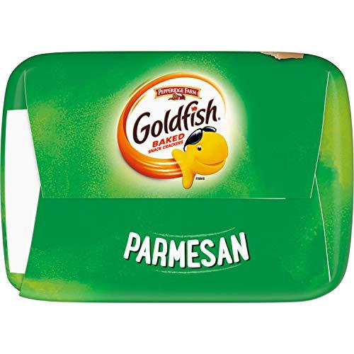 Pepperidge Farm Goldfish Parmesan Cheese Crackers, 6.6 Ounce