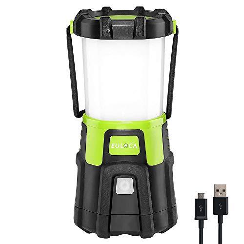 EULOCA Camping Lantern LED