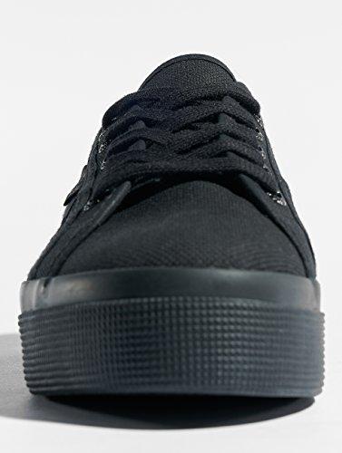Superga 2730 Sneaker cotu Nero Donna vwwq6Yrd