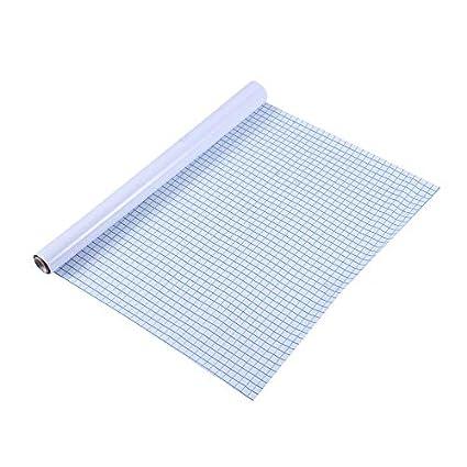 Etiqueta adhesiva de pizarra blanca de 200x45 cm Pizarras de ...
