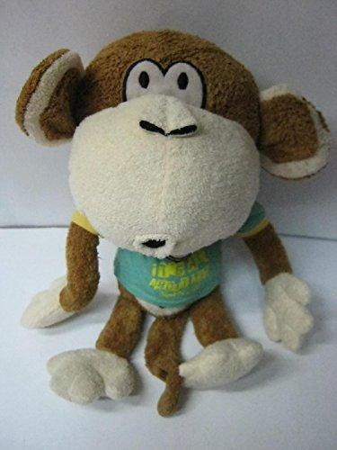Original bobby jack it's all about me monkey plush 14