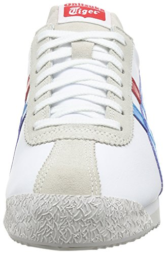 26 Blue ASICS Corsair cm Tiger Island 5 Men White XXHfqYw