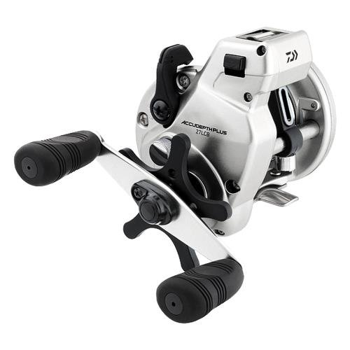 Daiwa Accudepth Plus-B Line Counter Casting Right Hand Fishing Reel - ADP17LCB (Plus Casting Reel)