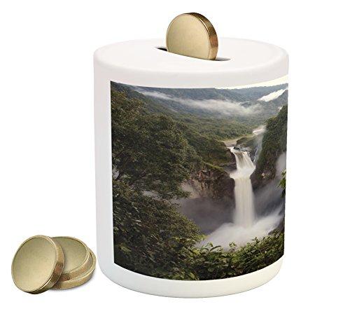 Misty Waterfall - 9