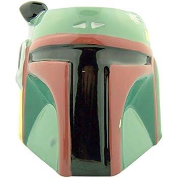 Star Wars Character Boba Fett Ceramic Mug