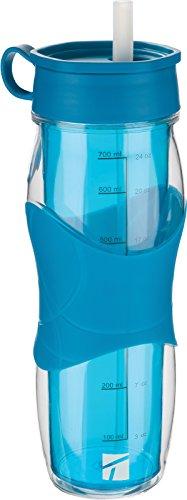 Bottle Polycarbonate Durable (Trudeau Cool Off 24-Ounce Hydration Bottle, Blue)