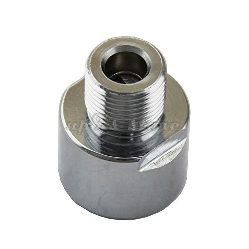 FidgetGear Thread Adapter for Regulator CO2 Female TR 21x4 to Male 5/8-18UNF for Sodastream from FidgetGear