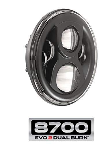 (JW Speaker 0554941 Black High/Low Beam)