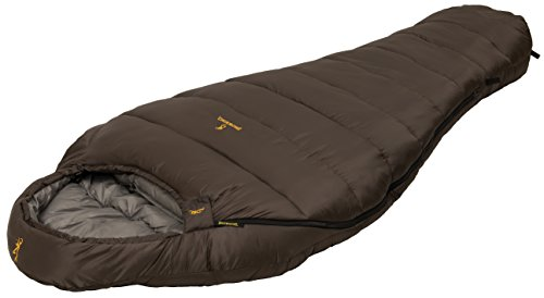 Browning Camping Denali 0 Degree Wide Mummy Sleeping Bag