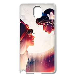 Qxhu Aladdin patterns Hard Case Back Cover for Samsung Galaxy Note3 N9000