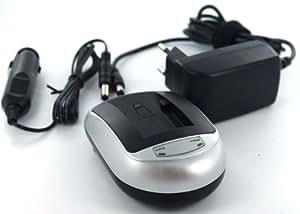 AGI 78955 - Cargador (Auto, Interior, Videocámara digital, Cámara digital, Corriente alterna, Encendedor de cigarrillos, Negro, Plata)