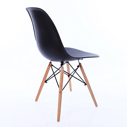 Discover Prices for Vecelo Eames Chair Natural Wood Legs  : 41OgNx7EFPL from www.manythings.online size 500 x 500 jpeg 18kB