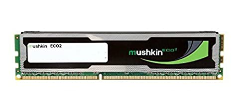 Mushkin 8GB ECO2 Enhanced DDR3 DDR3L PC3L-12800 1600MHz 240-Pin Desktop Memory Model 992031E (Sdram Ddr3l De 8 Gb A 1600 Mhz)