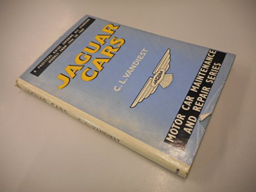 Jaguar cars;: A practical guide covering all standard production models from 1946 (Arco automobile library)