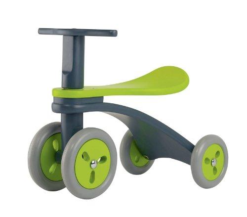Hoppop 34130015 - Locco Laufrad (4 Räder), Lime