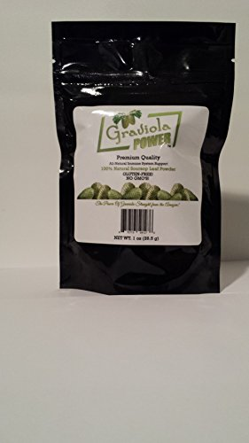 Graviola Power Organic Leaf Powder