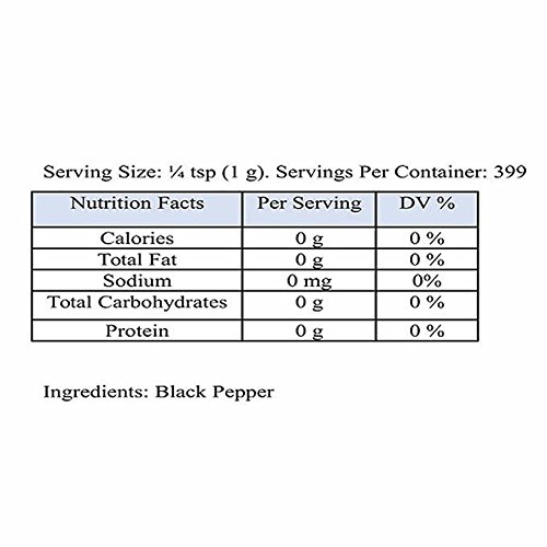 Kirkland Signature Expect More Whole Black Peppercorns, 14.1 oz. (1.76) lb
