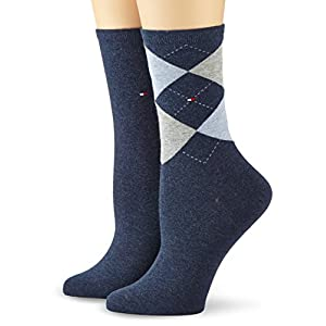 Tommy Hilfiger Women's Casual Socks (Pack of 2)