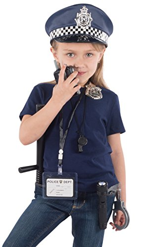 Born Toys (11 PCS) Police Hat and Toys role play set for Swat, Detective,FBI, Halloween and Police C - http://coolthings.us