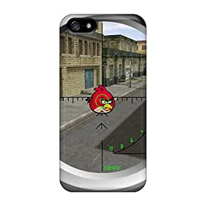 Iphone 5/5s Case Cover With Shock Absorbent Protective MhKgKov6448IEYxH Case