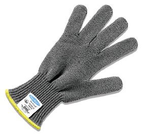 And White Polar Bear® PawGard® Medium Duty Cut Resistant Gloves With Extended Tuff-Cuff And DSM Dyneema® Lined (Bear Footwear)