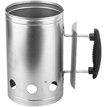 Amazon Com Weber 7447 Compact Rapidfire Chimney Starter
